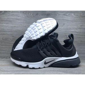 Nike Air Presto Ultra BR Black White Shoes